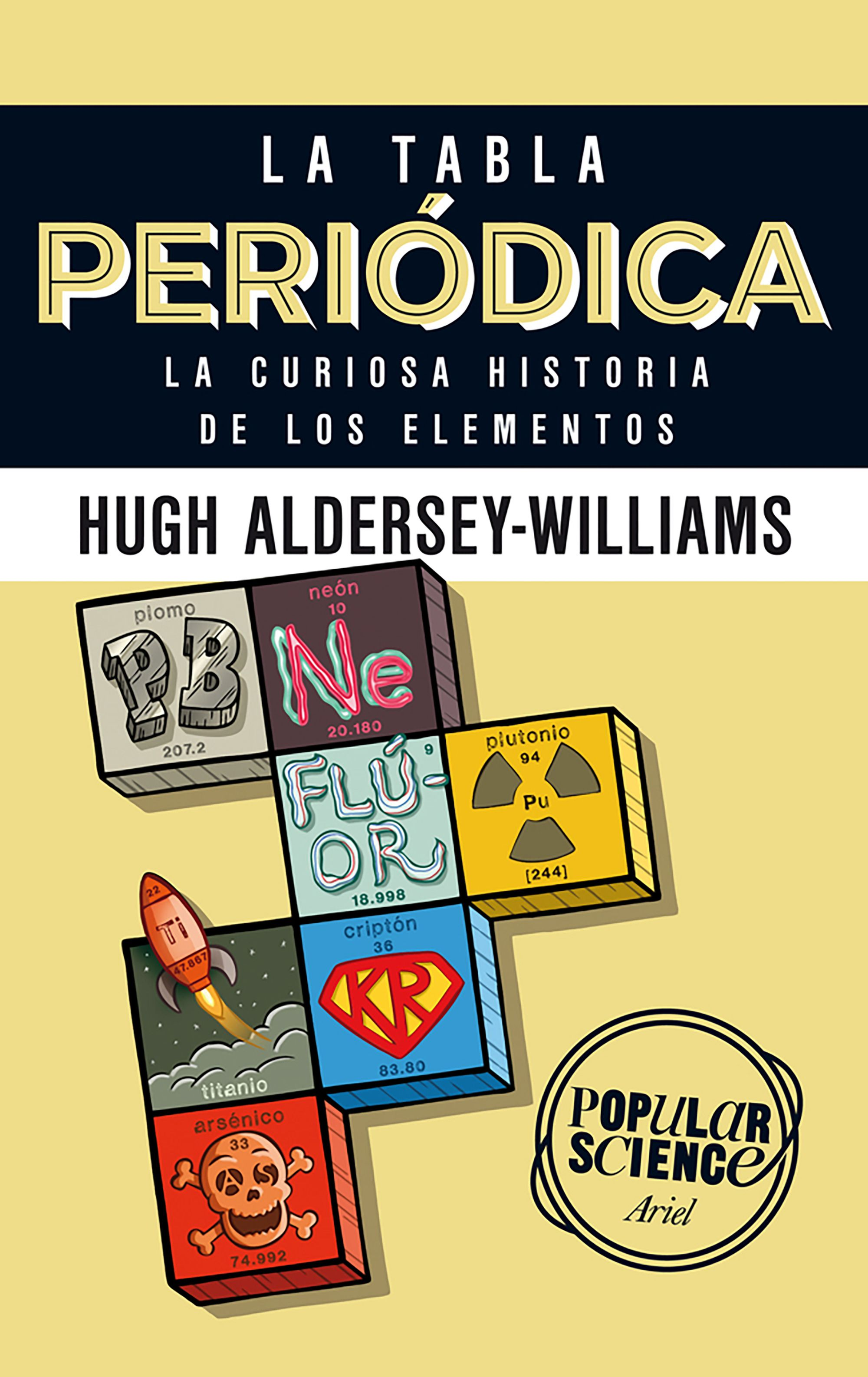 La tabla peridica planeta de libros hugh aldersey williams urtaz