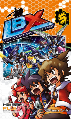 Little Battlers eXperience (LBX) nº 05/06