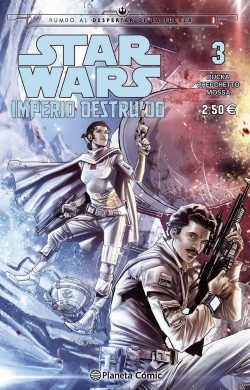 Star Wars Imperio destruido (Shattered Empire) nº 03/04