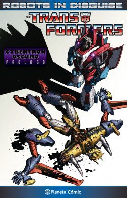 Transformers Robots in Disguise nº 03/05