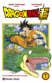 Dragon Ball Super nº 01