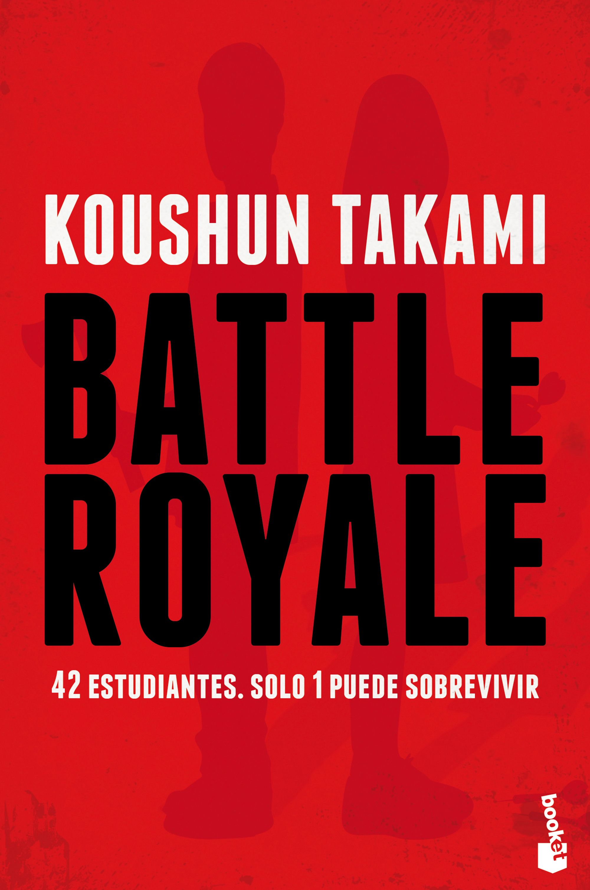 conflict battle royale by koushun takami What is the main conflict of the book the hunger games by suzanne  by  suzanne collins a rip off of battle royale by koushun takami.