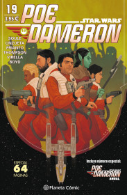 Star Wars Poe Dameron nº 19