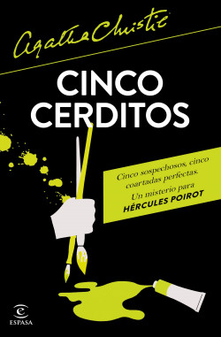 Image result for cinco cerditos agatha christie