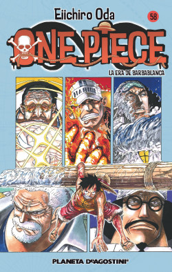 One Piece nº 58