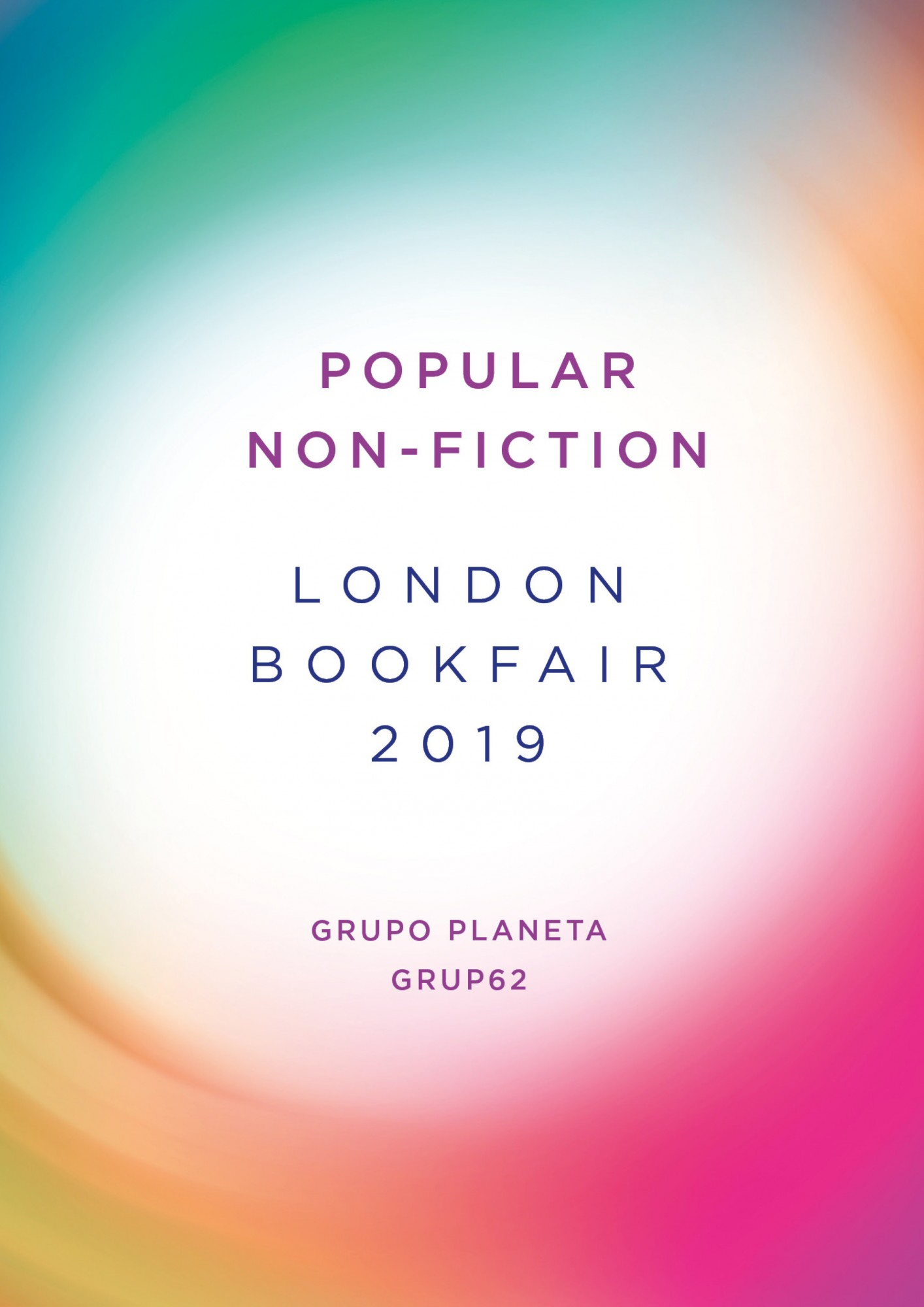 London 2019 Popular Non Fiction