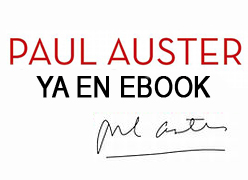Paul Auster ya en eBook