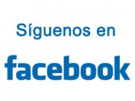 ¡Estamos en Facebook!